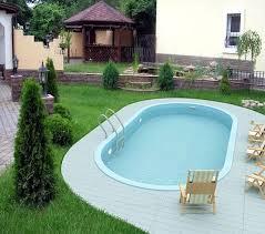Backyard Pool Houses by 426 Best Pools U0026 Backyards Images On Pinterest Pool Backyard