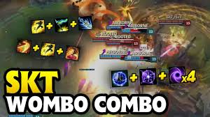 Wombo Combo Meme - the insane skt wombo combo breakdown worlds 2017 skt vs edg day