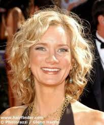 hairstyles with perms for middle length hair loose spiral perm short hair charlize theron short spiral curls