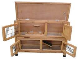 Rabbit Hutch Instructions Roger Rabbit Hutch 2 Tier With 3mm Wire
