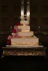 gold cake stands gold cake stand rental the cooper estate rentals
