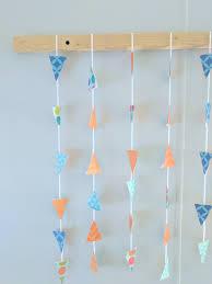 modern minimal colorful nursery