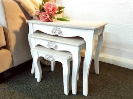 shabby chic nest of tables local classifieds buy and sell in