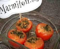 cuisiner des tomates s h s tomates provençales simples recette de tomates provençales