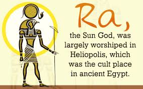 myths symbolism and the history of the sun god ra