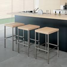 Metal Bar Chairs Look Elegant Contemporary Metal Bar Stools All Contemporary Design