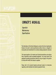hyundai ix35 owners manual seat belt diesel fuel