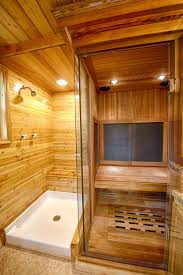 cedar bathroom log home photos how to beautify your home with the