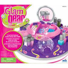 roseart shimmer u0026 sparkle nail salon toys u0026 games pretend play