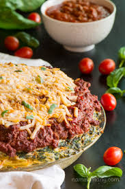 cuisine vegan easy vegan spaghetti pie recipe namely marly