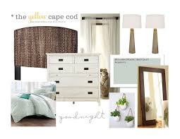 the yellow cape cod elaine u0027s modern coastal inspired master bedroom