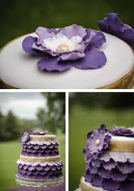 15 best bonbon wedding cake purple images on pinterest purple