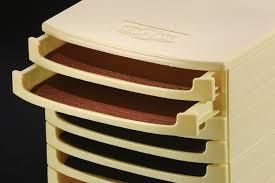 shop fox d2927 8 tray sandpaper storage box sand paper organizr