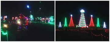Garvan Gardens Christmas Lights Christmas 2015
