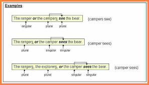 8 compound subject verb agreement worksheet purchase agreement