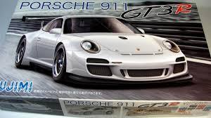 tamiya porsche 911 porsche 911 gt3r fujimi car model kit com