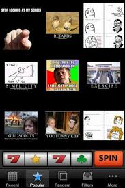 Memes Apps - 5 apps for the internet meme lover in all of us ios