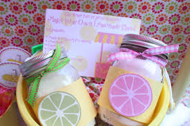 lemonade stand kit free printable and summer camp link up party