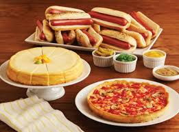 chicago food gifts chicago food combos pizza hot dogs cheesecake combo