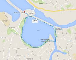 Map A Running Route by Auckland Running Routes Jontynz