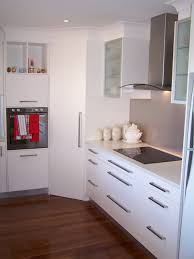 Freestanding Kitchen Ideas by Furniture Corner Pantry Cabinet For Empty Room In The Kitchen