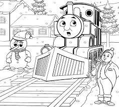 perfect thomas friends coloring pages 17 seasonal