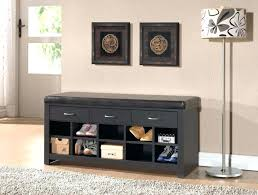 Shoe Storage Bench Shoe Cabinet For Entryway Coat And Shoe Storage Bench Image Of