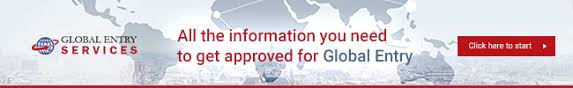 the global entry program travel advisory org