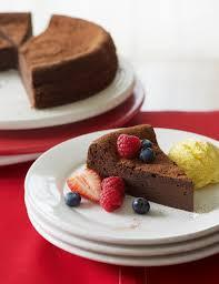 mint drizzle ice cream cake with brownie layers sainsbury u0027s magazine