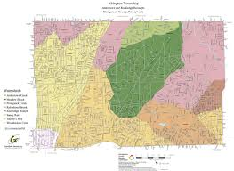 Pennsylvania On The Map by Stormwaterpa Abington Township