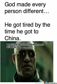 Meme In Chinese - rmx chinese people by caretaker meme center