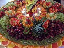 fruit displays photo gallery