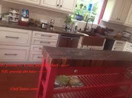 island kitchen counter butcher block new kitchen counters butcher block table tops