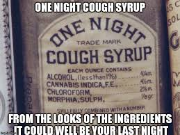 Nyquil Meme - a little better than nyquil imgflip
