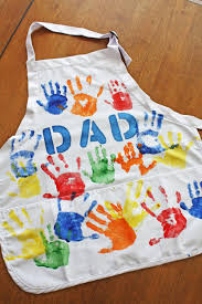 easy father u0027s day apron diy catch my party