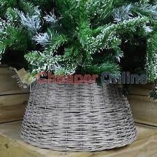 40cm x 57cm medium willow tree skirt with a grey wash ebay
