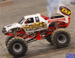 monster truck videos 2010 arachnaphobia monster trucks wiki fandom powered by wikia