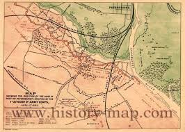 Winchester Virginia Map by Civil War Map