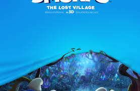 smurfs the lost village wallpapers smurfs the lost village 2017 movie poster full ultra hd wallpaper