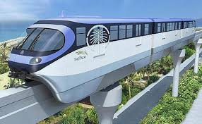 future electric trains for palm city in california electric