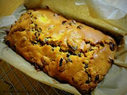 pineapple and cherry loaf theflourmill