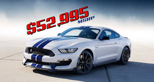 ford mustang shelby gt350 for sale 2016 ford mustang shelby gt350 and gt350r flat crank and carbon