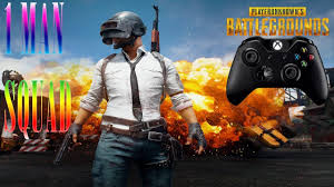 pubg 1 man squad 1 man squad pubg xbox one youtube