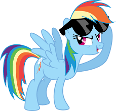 equestria daily mlp stuff is rainbow dash a jerk or just