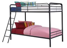 cool black metal futon bunk bed metal twin futon bunk bed