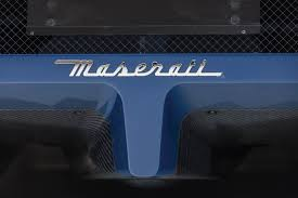 maserati blue logo the maserati mc12 makes the enzo look common by comparison