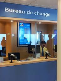 how do bureau de change bureau de change onboard the spirit of britain
