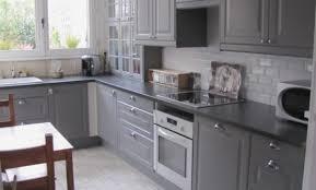 cuisine repeinte en gris cuisine repeinte en gris cuisine repeinte en gris refaire