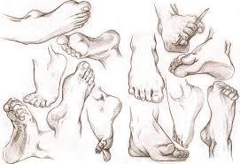 feet by larkie star on deviantart