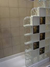 glass block designs for bathrooms bathroom glass block shower design ideas glass block acrylic